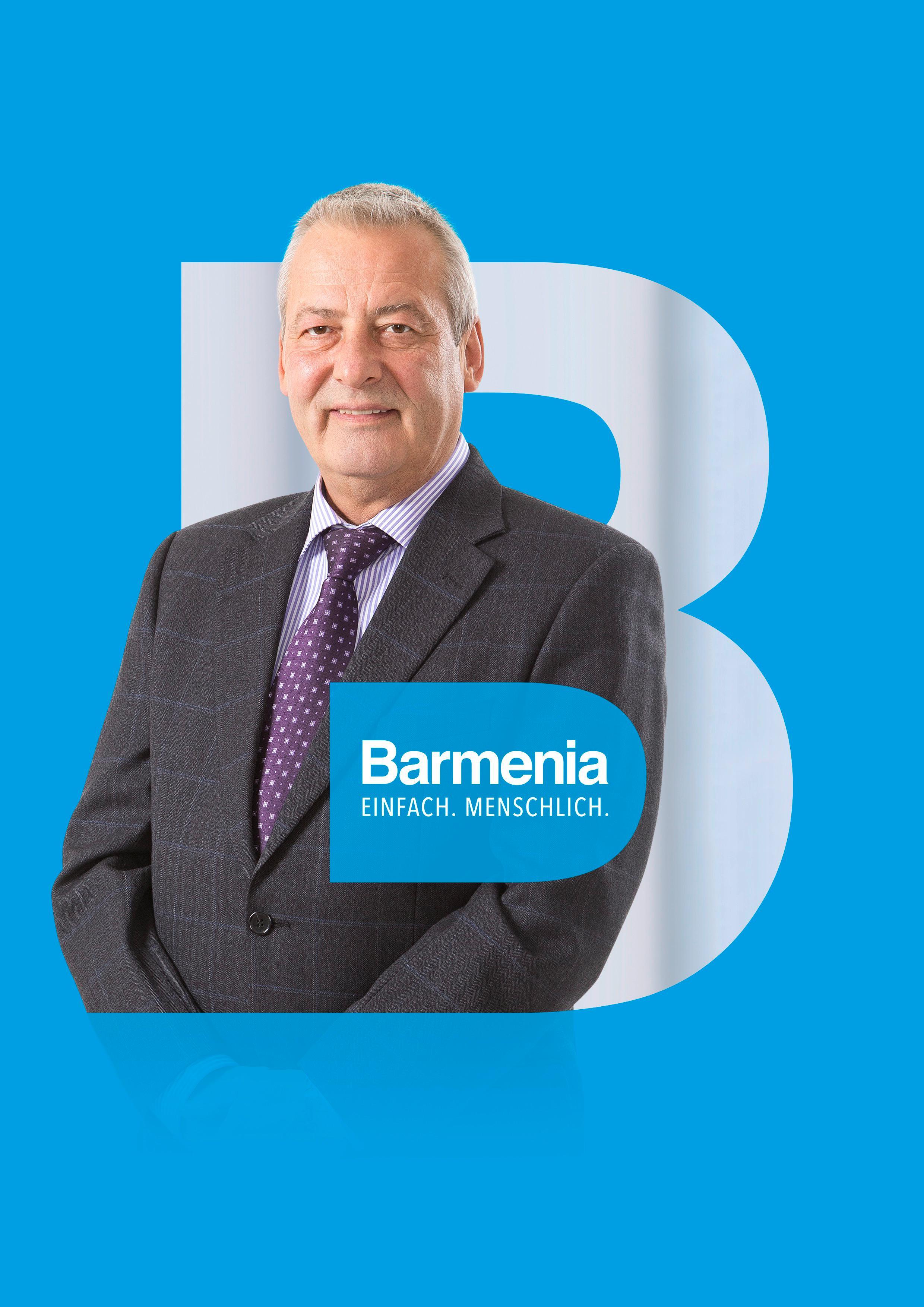 Barmenia Versicherung - Reinhard Schumacher