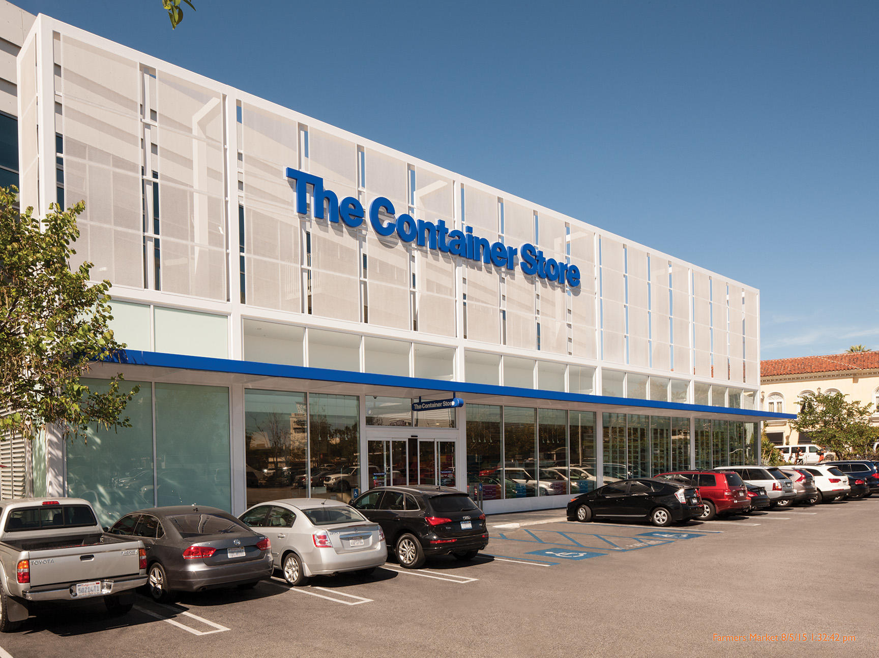 Container store los angeles 28 images the container store designs new spaces for the - Container homes in los angeles ...