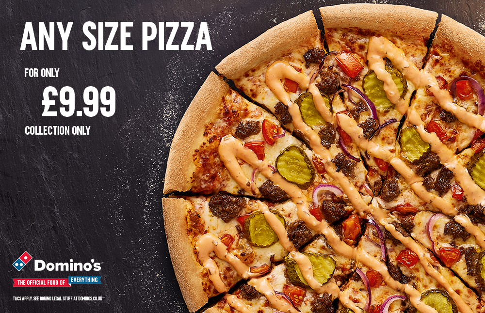 Images Domino's Pizza - Clay Cross