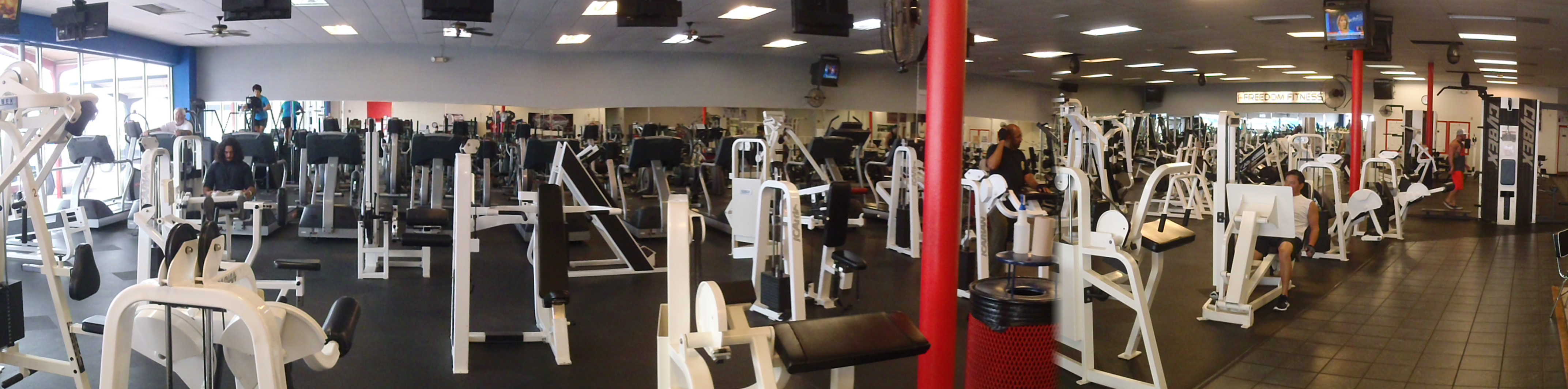 Coupons for freedom fitness