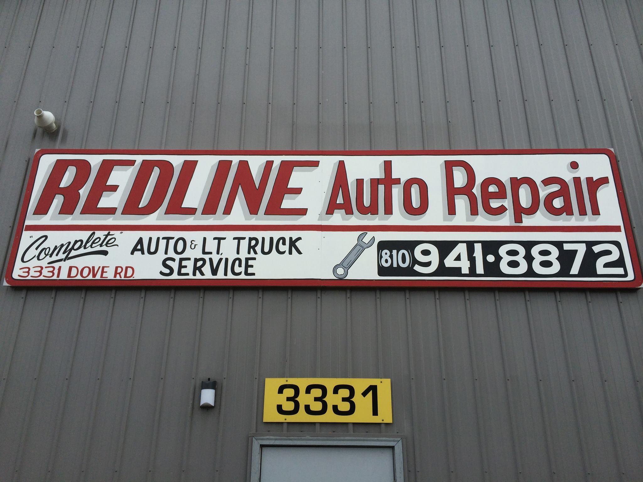 Redline Automotive Repair Port Huron Michigan Mi