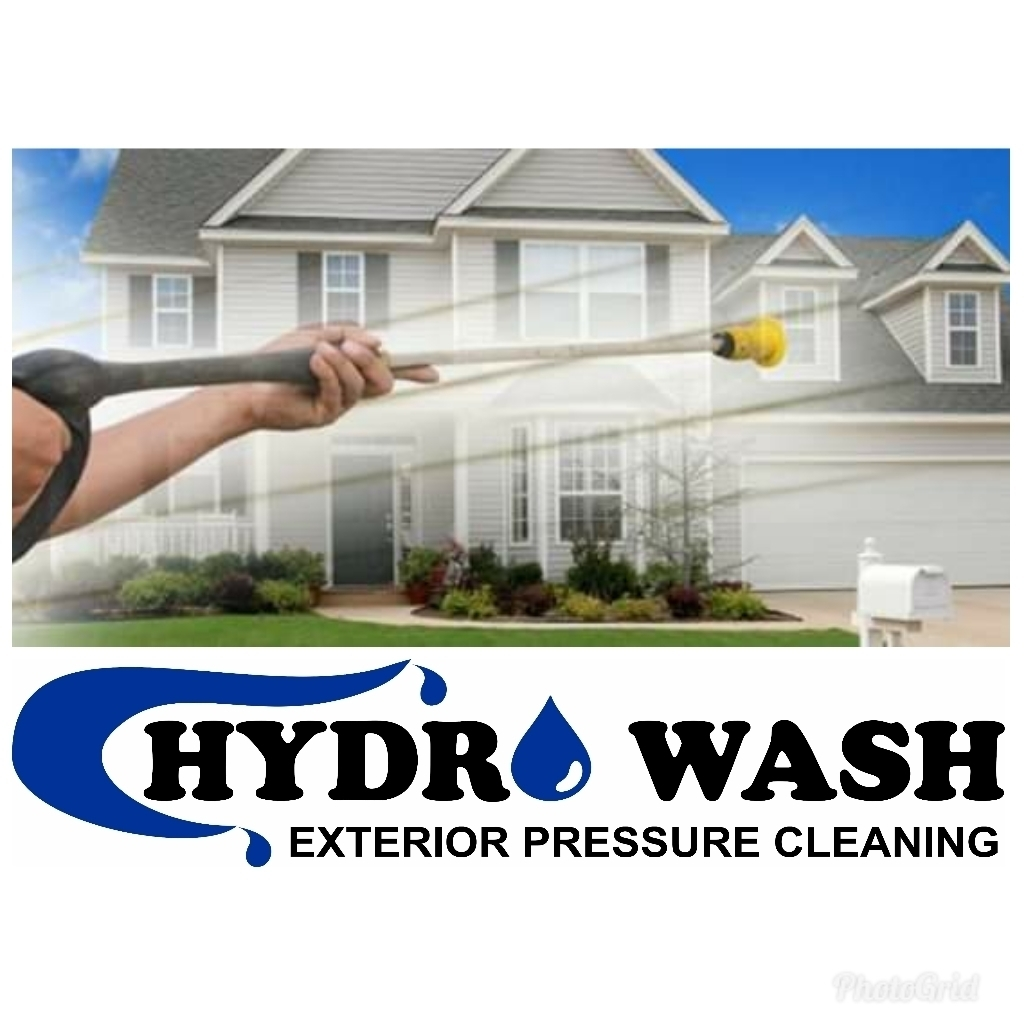 Hydro Wash Exterior Pressure Cleaning in Bridgewater