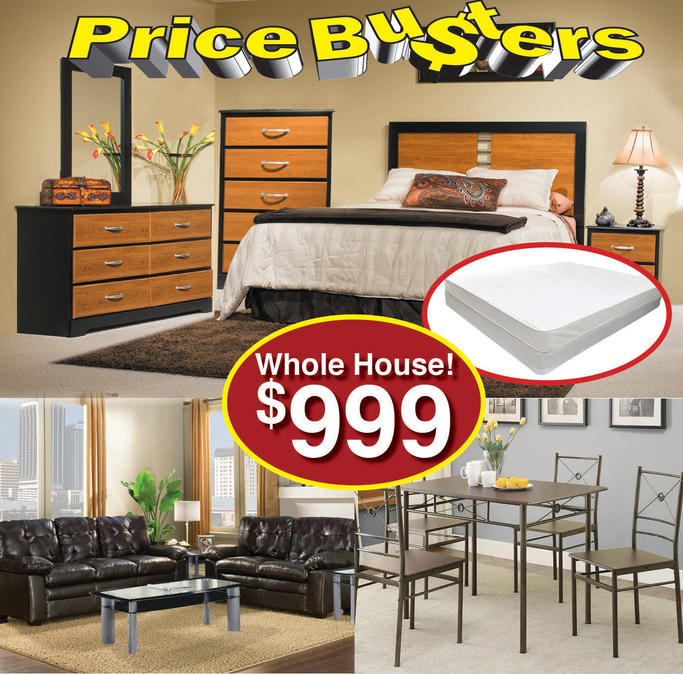 Price Busters Discount Furniture In Hyattsville Md 20785