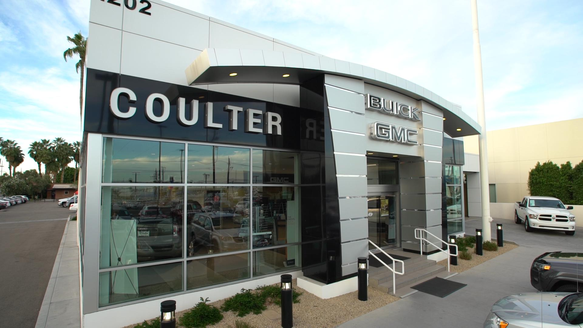 Coulter Buick Gmc Phoenix Phoenix Arizona Az Localdatabase Com