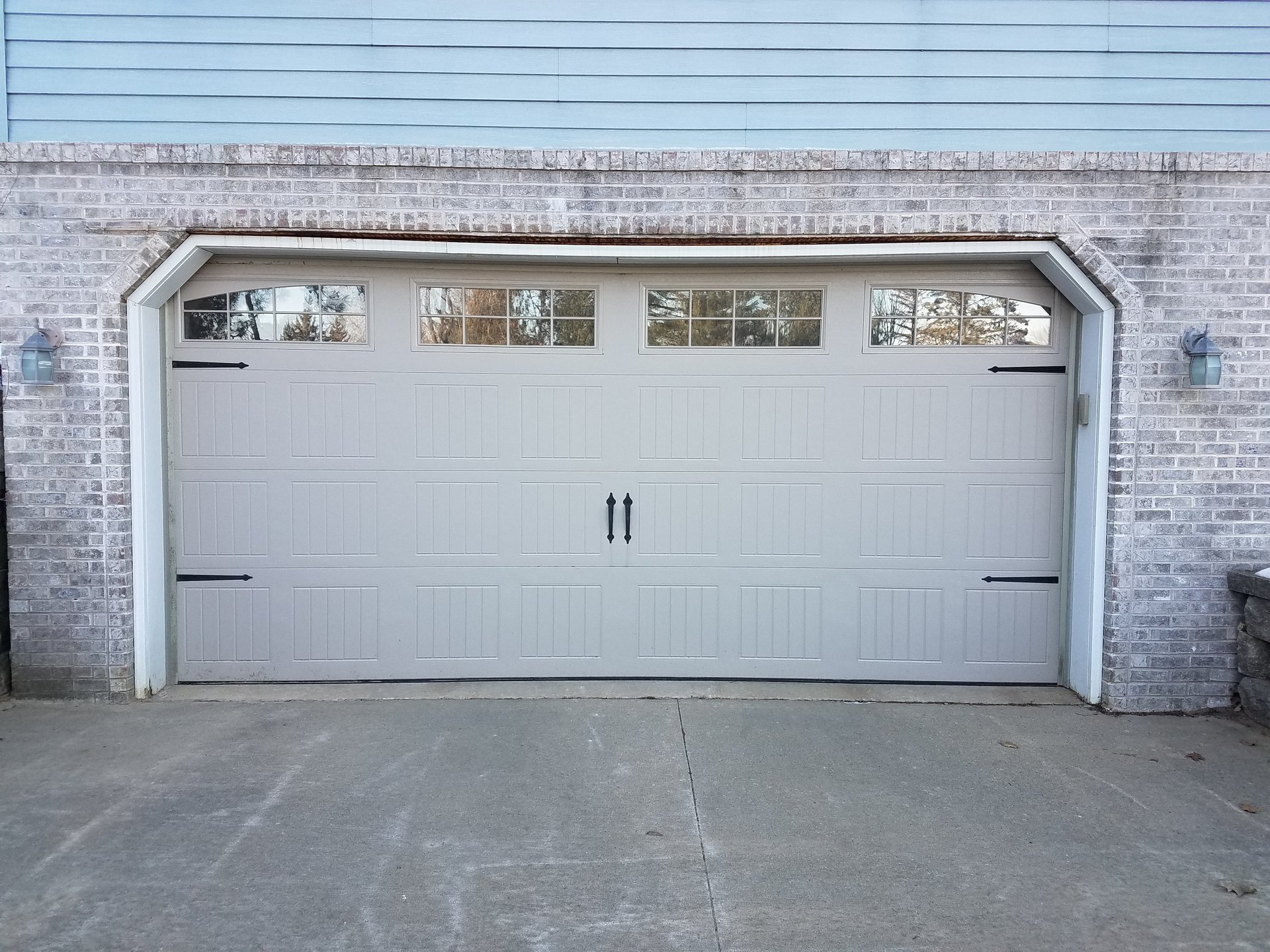 Ocean Garage Doors Repairs Los Angeles California Ca
