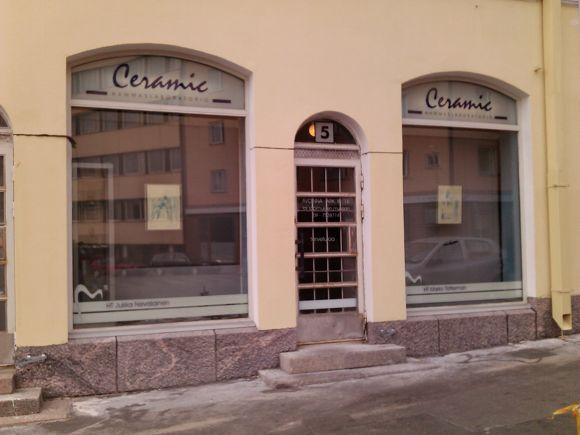 Hammaslaboratorio Ceramic Oy