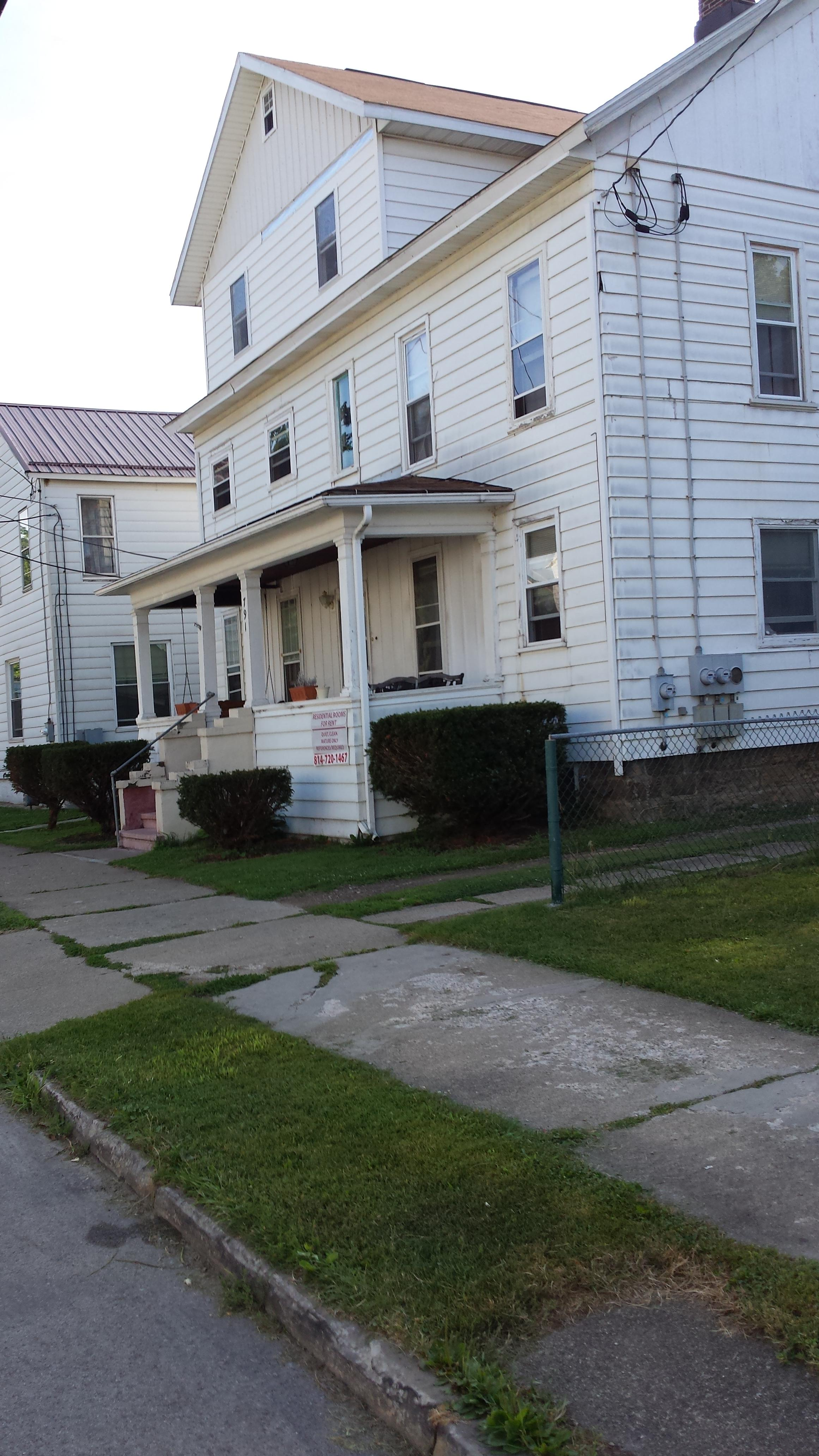 Rooming Houses In Pa