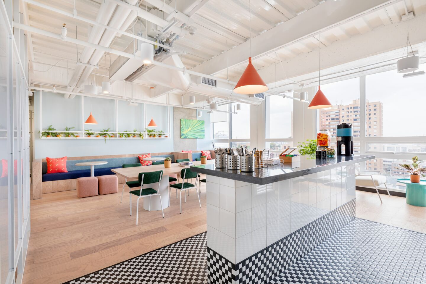 WeWork Oficinas Amuebladas & Coworking Central Interlomas
