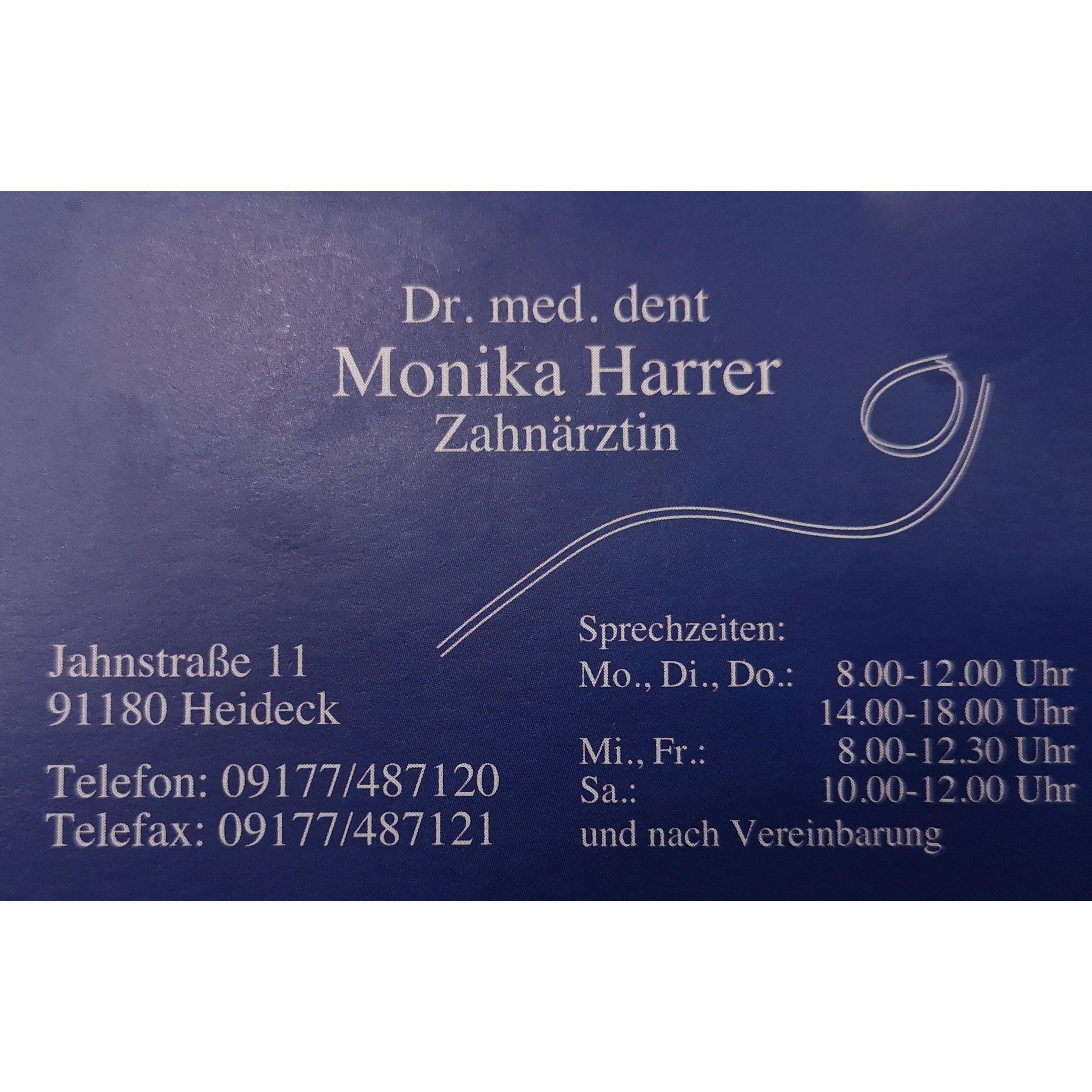 Bild zu Dr. med. dent Monika Harrer in Heideck