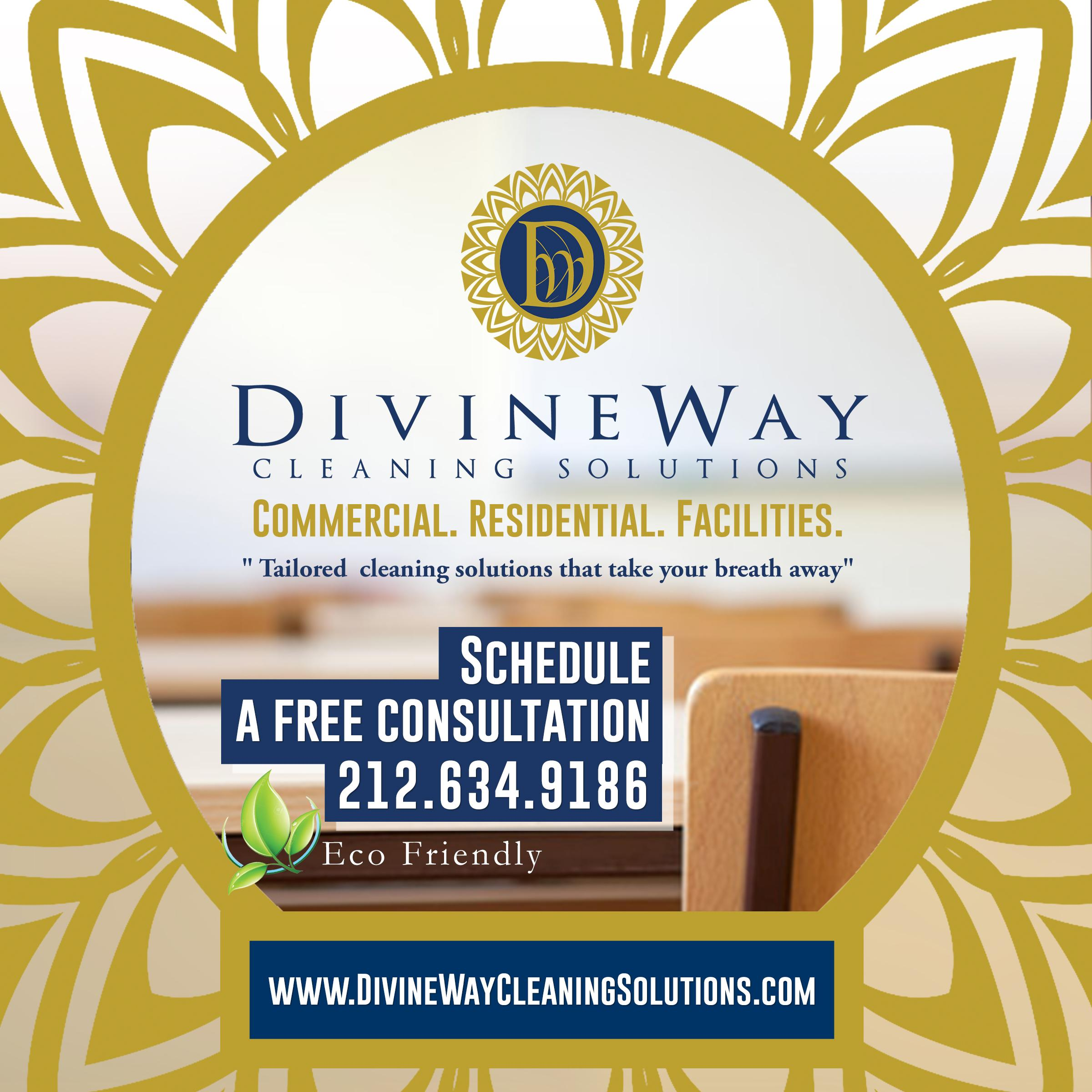 Divineway Cleaning Solutions