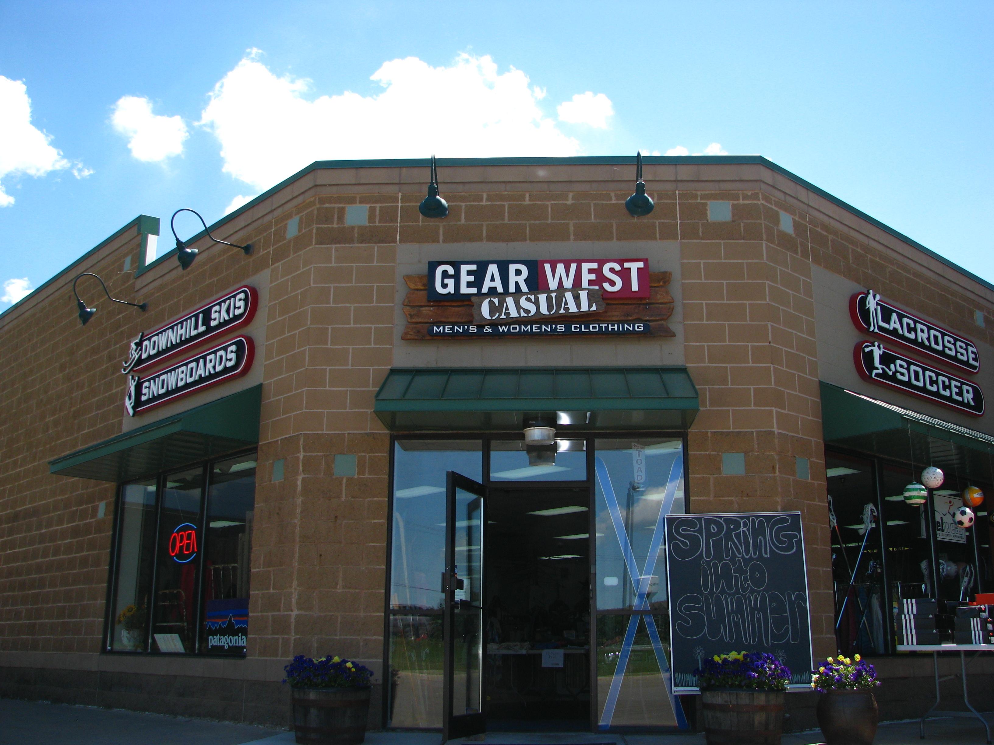 Gear West Adrenaline