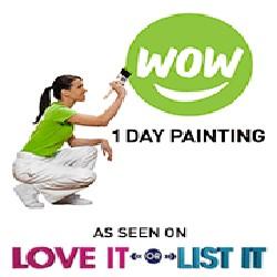 Wow 1 Day Painting - Atlanta