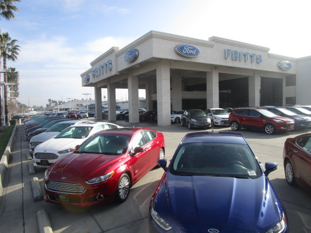 Fritts Ford - Riverside, CA 92504 - (951)687-2121 | ShowMeLocal.com