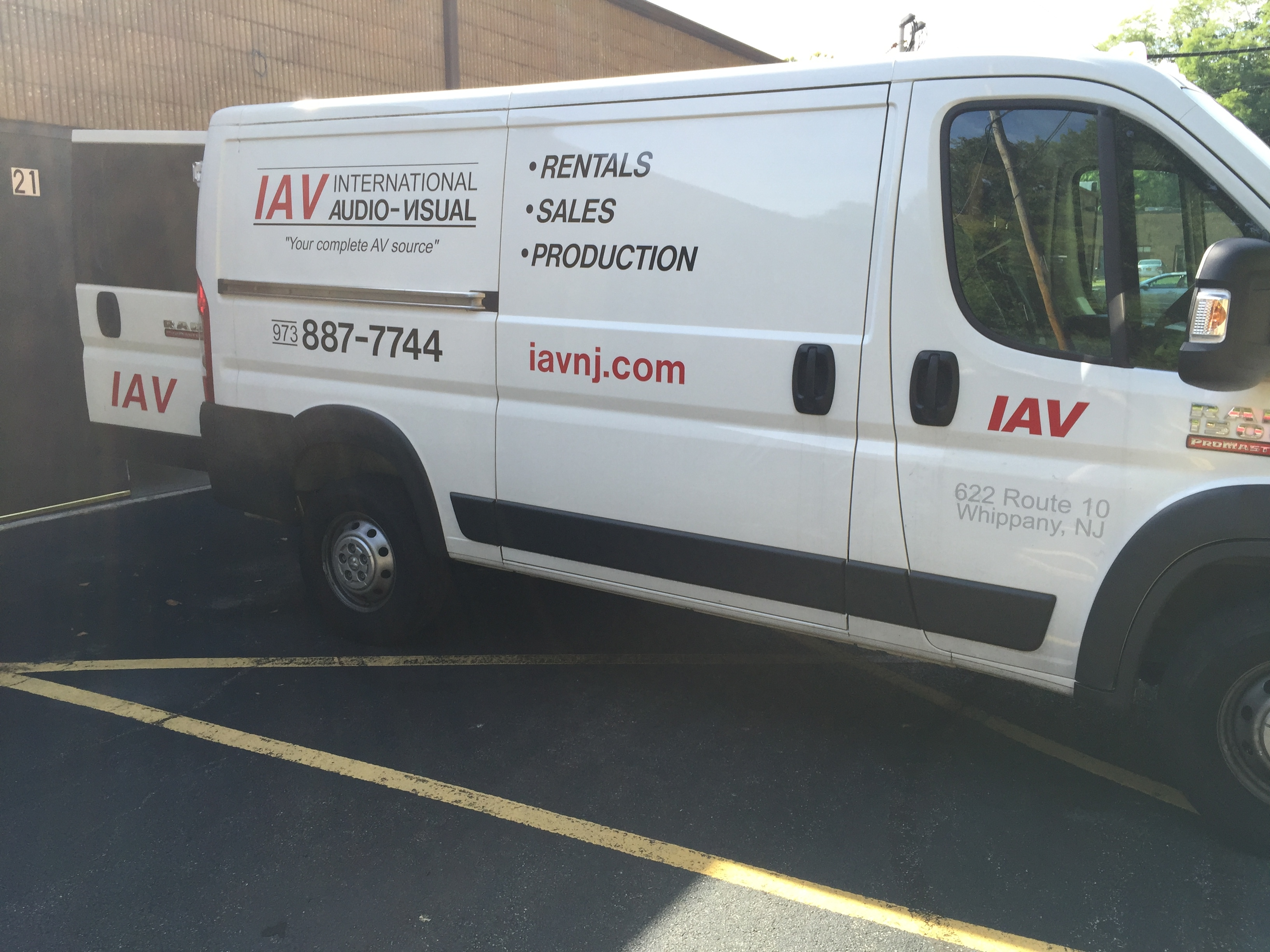 IAV – International Audio Visual