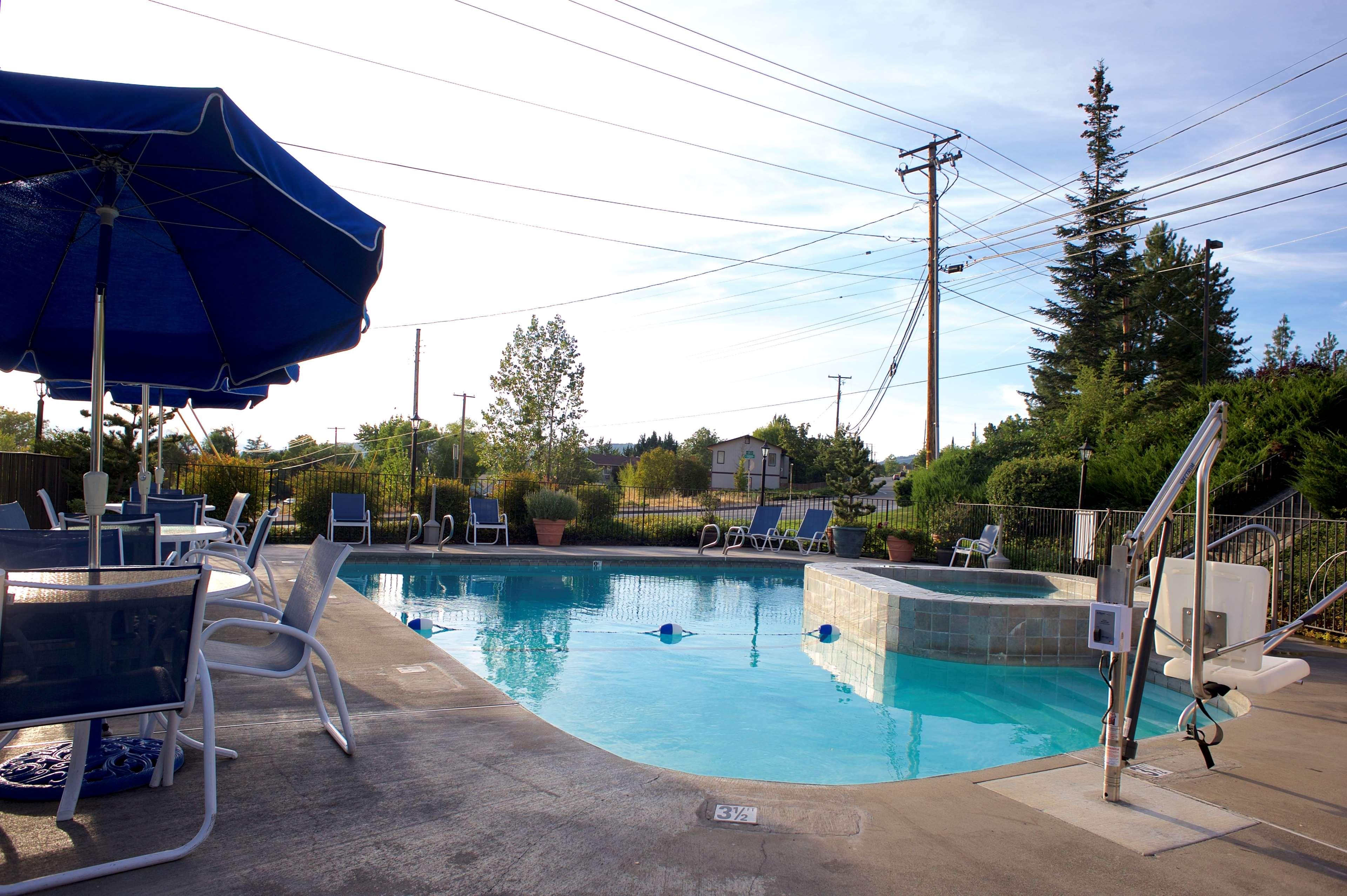 Best Western Grants Pass Inn Grants Pass Oregon Or