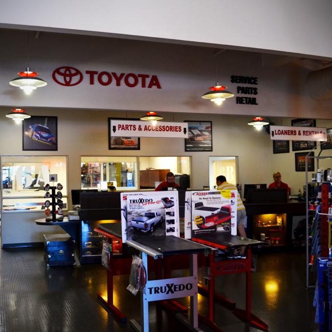 AutoNation Toyota Mall of Georgia at 3505 Buford Drive, Buford, GA on Fave