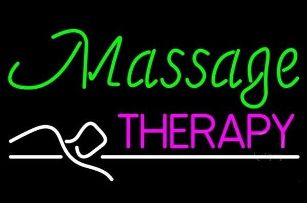 Massage techniques are commonly applied with hands, fingers,  elbows, knees, forearms, feet, or a device.  The purpose of massage is generally for the treatment of  body stress or pain.