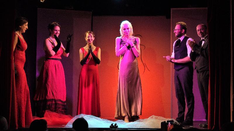Corso di Teatro Secondo Il Metodo Stanislavskij