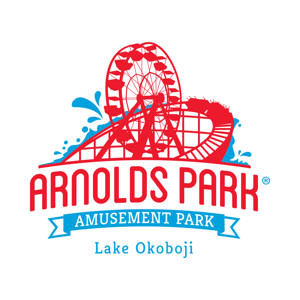 Arnolds Park Amusement Park