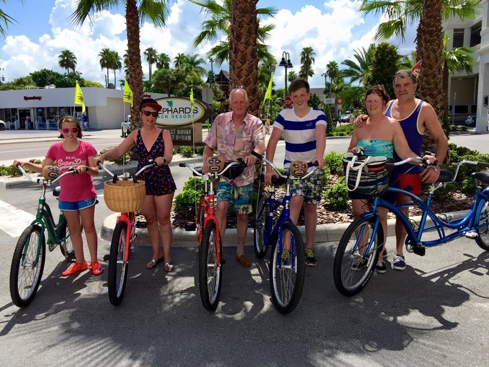 Beach Cruiser Bike Clearwater Fl
