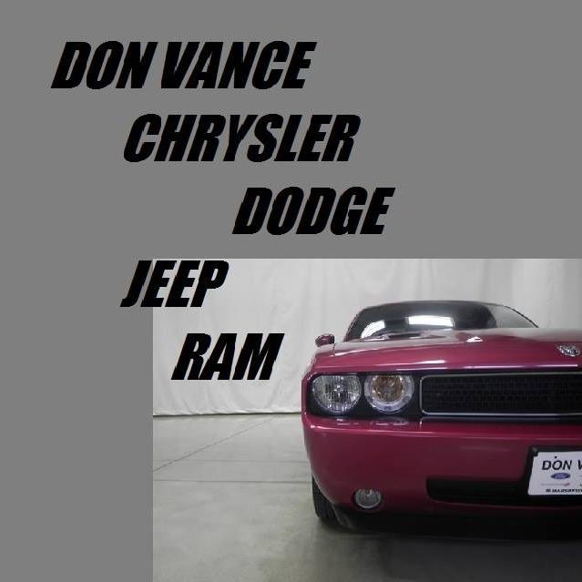 Don Vance Chrysler Dodge Jeep RAM, Marshfield Missouri (MO