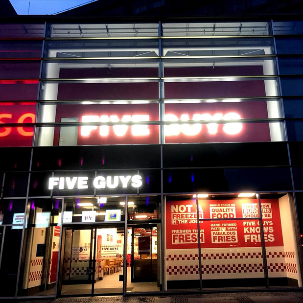 Kundenbild groß 1 Five Guys