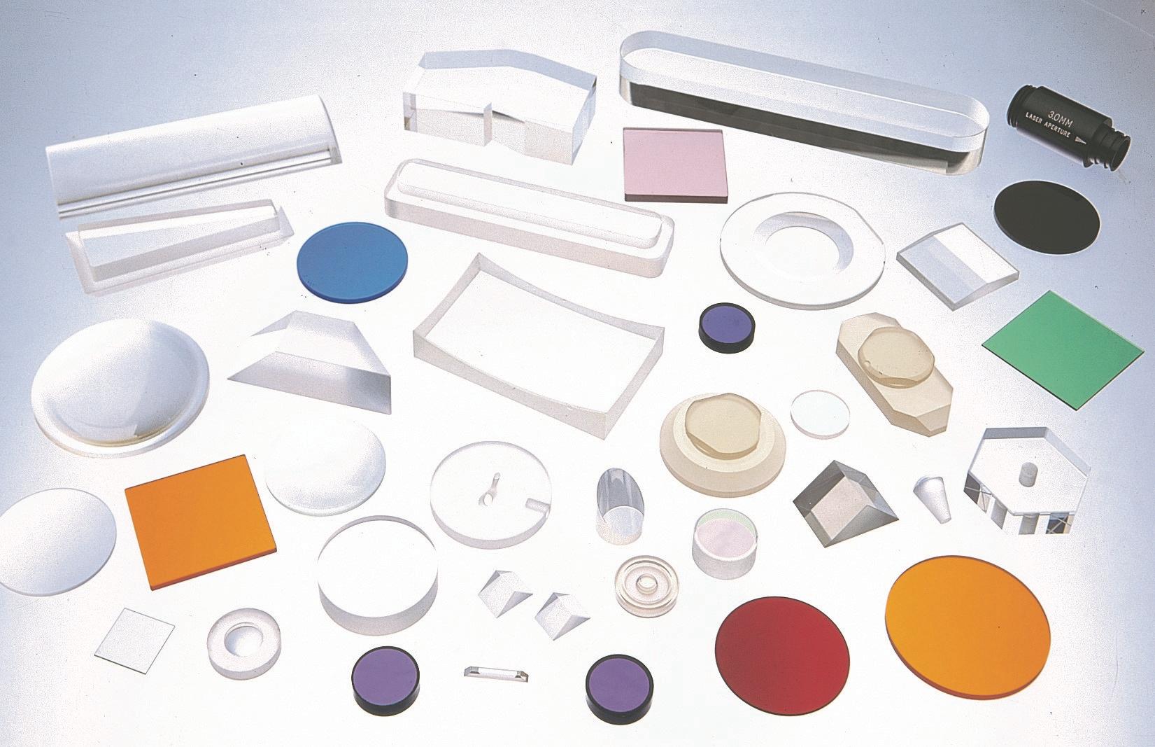 Catalog Optics by Esco Optics