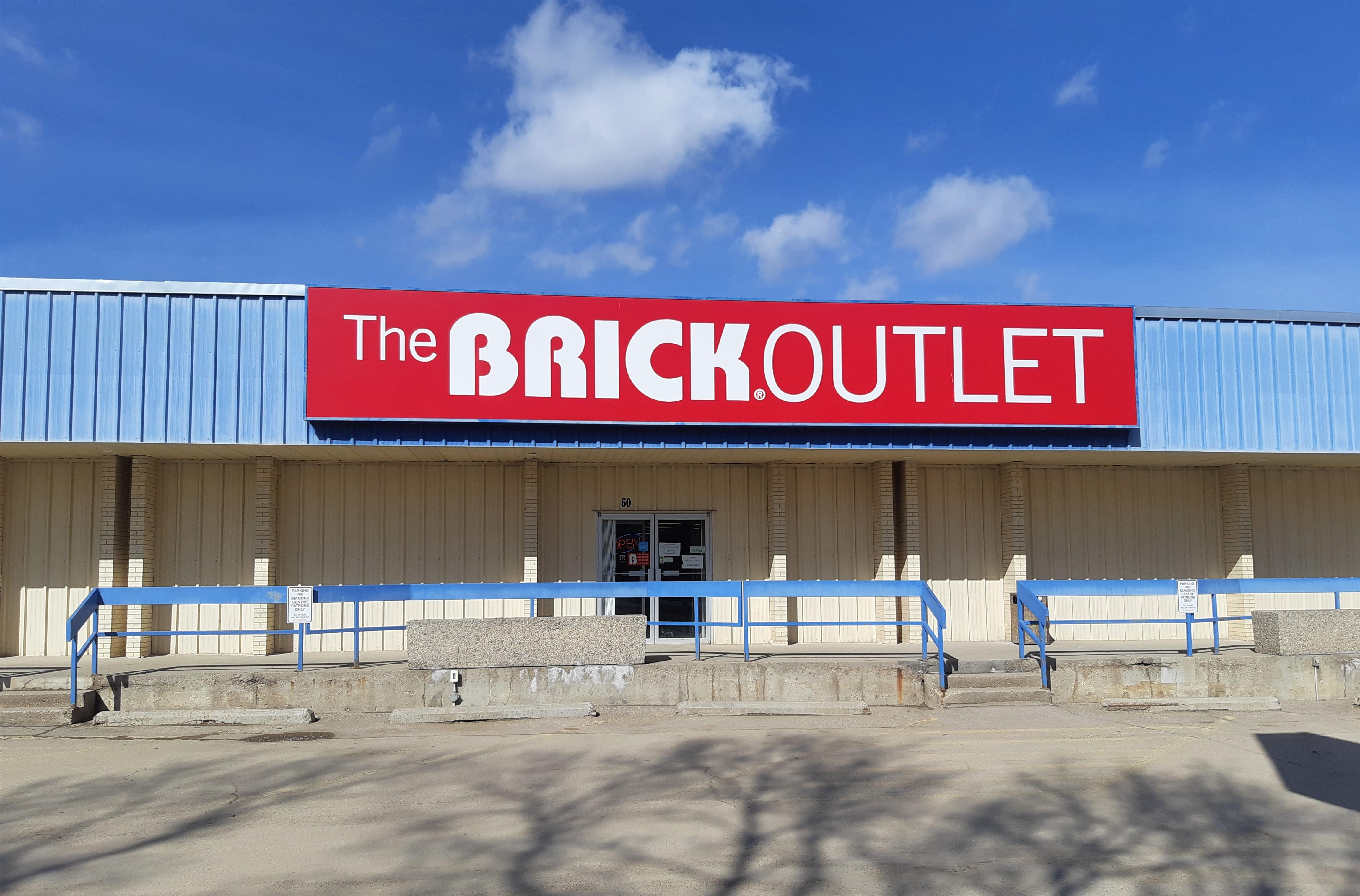 The Brick Outlet in Saskatoon