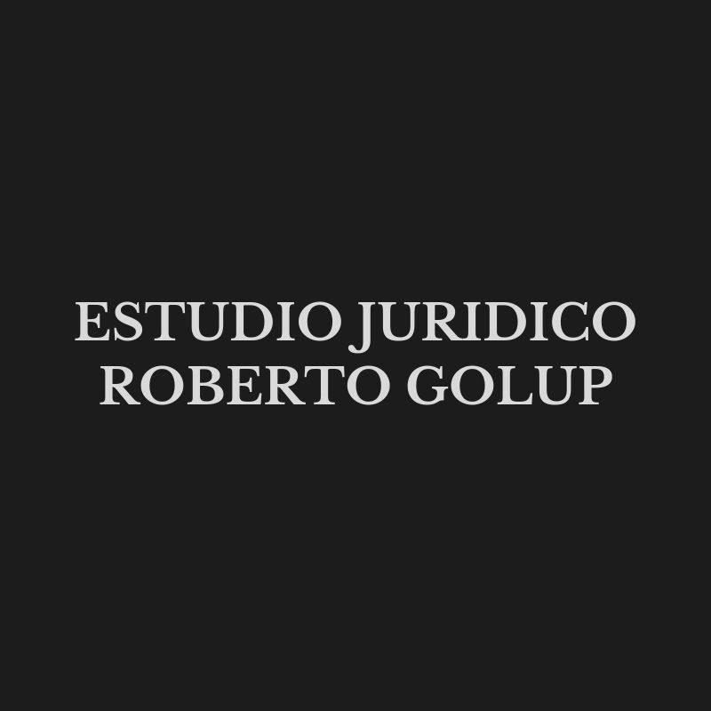 ESTUDIO JURIDICO ROBERTO GOLUP