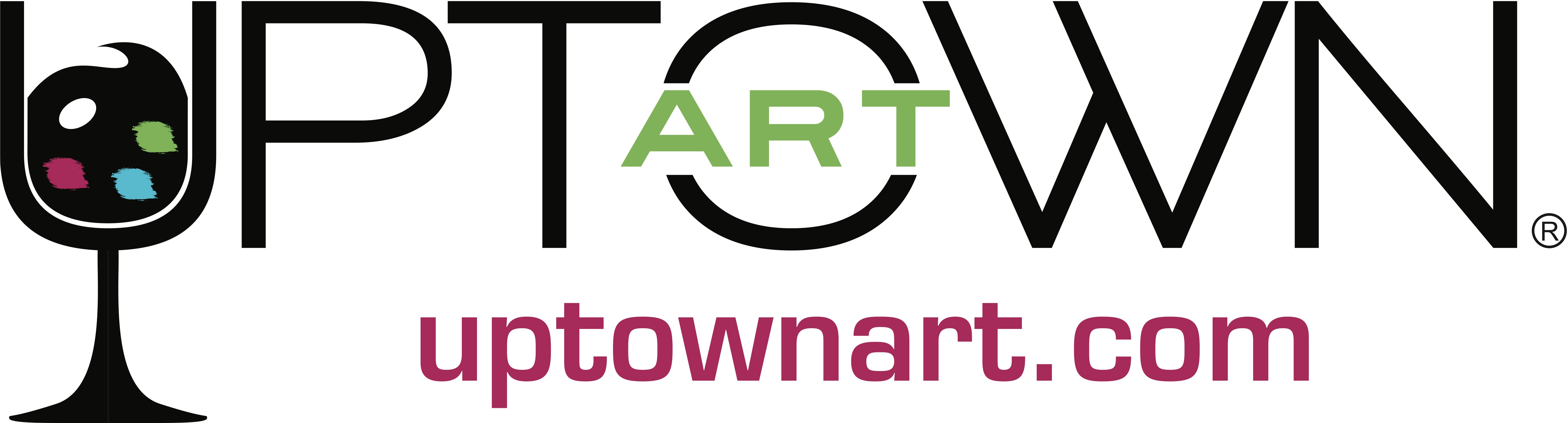 Uptown Art  * Meet Drink & Paint Happy
