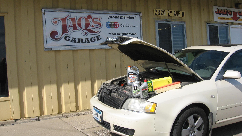 Jaq 39 S Garage In Moorhead Mn Auto Repair Service
