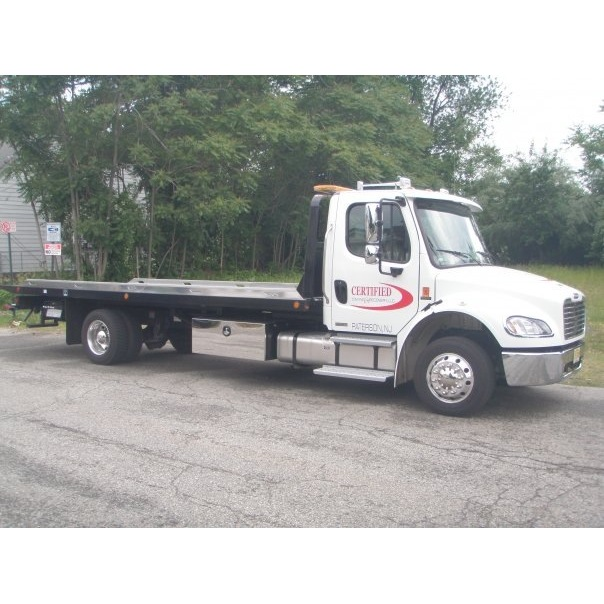 Certified Towing and Recovery, LLC