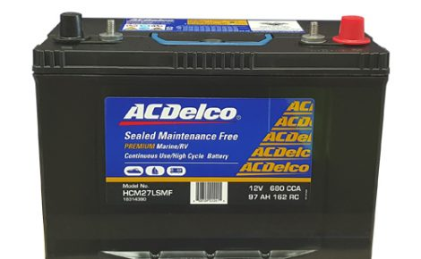 AC Delco batteries on sale