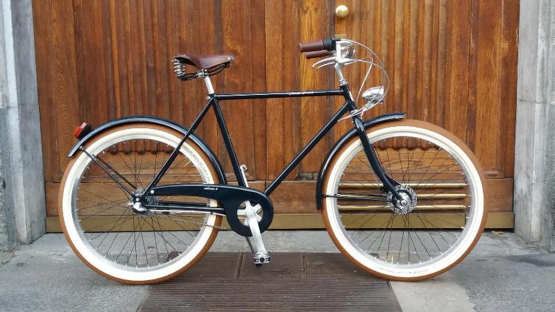 Biciclette Cicli Coss dal 1945