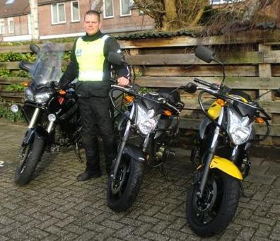 Auto-Motorrijschool G vd Kamp