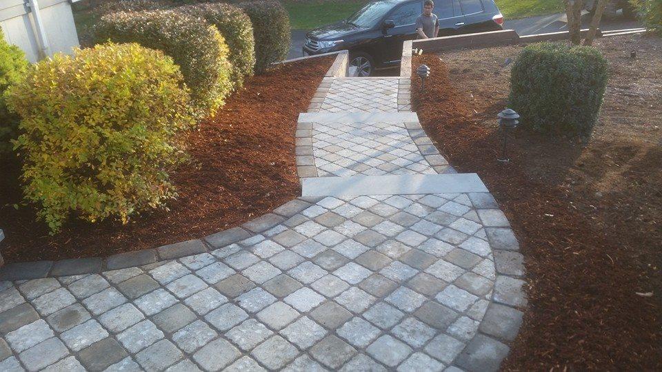 Cahill lawn care foxborough massachusetts ma for Local garden maintenance