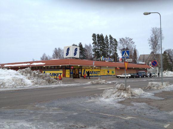 S-market Elimäki