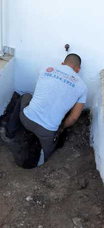 Drainage Replacement in Miami by Miami 24/7 Plumbing