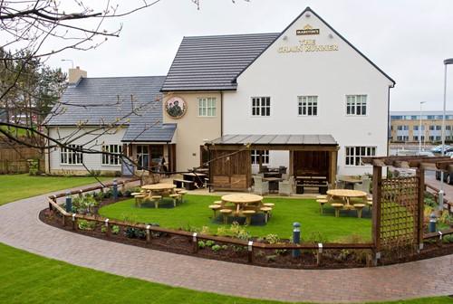Chain Runner Livingston by Marston's Inn - Livingston, West Lothian EH54 6GA - 01506 243991   ShowMeLocal.com