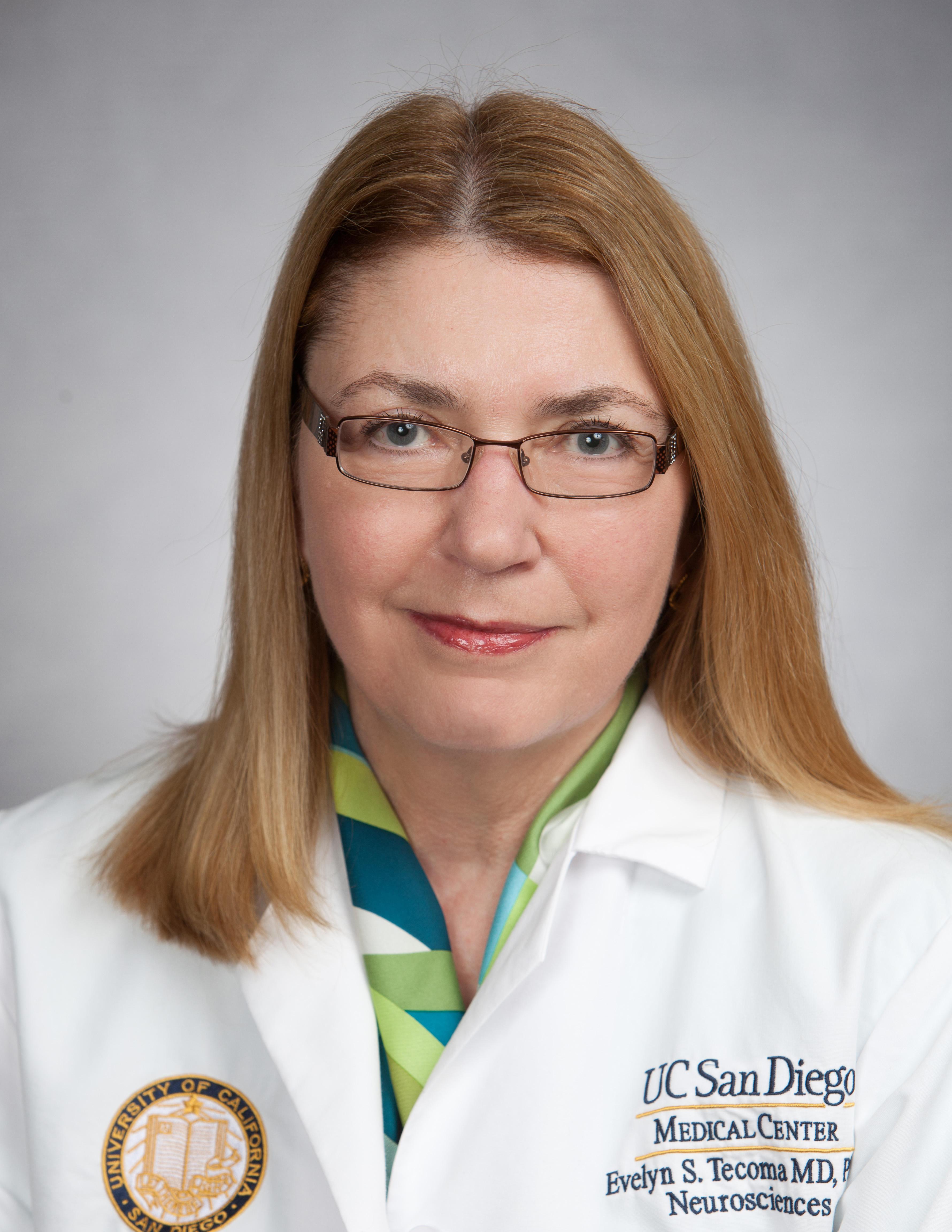 Evelyn Tecoma, PHD Neurology