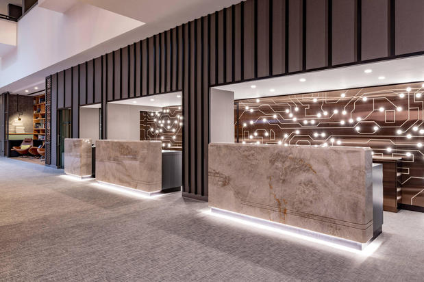 Kundenbild klein 3 Stuttgart Marriott Hotel Sindelfingen