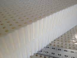 """The Standard 7"""" Latex Mattress has a center 6"""" core of 100% pure Talalay Latex"""