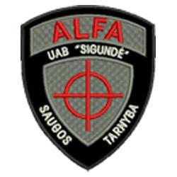 ALFA saugos tarnyba, UAB SIGUNDĖ