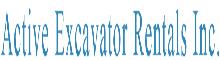 Active Excavator Rentals Inc