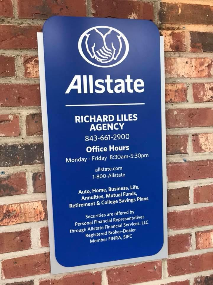 Allstate insurance agent richard liles coupons florence for Allstate motor club discount code