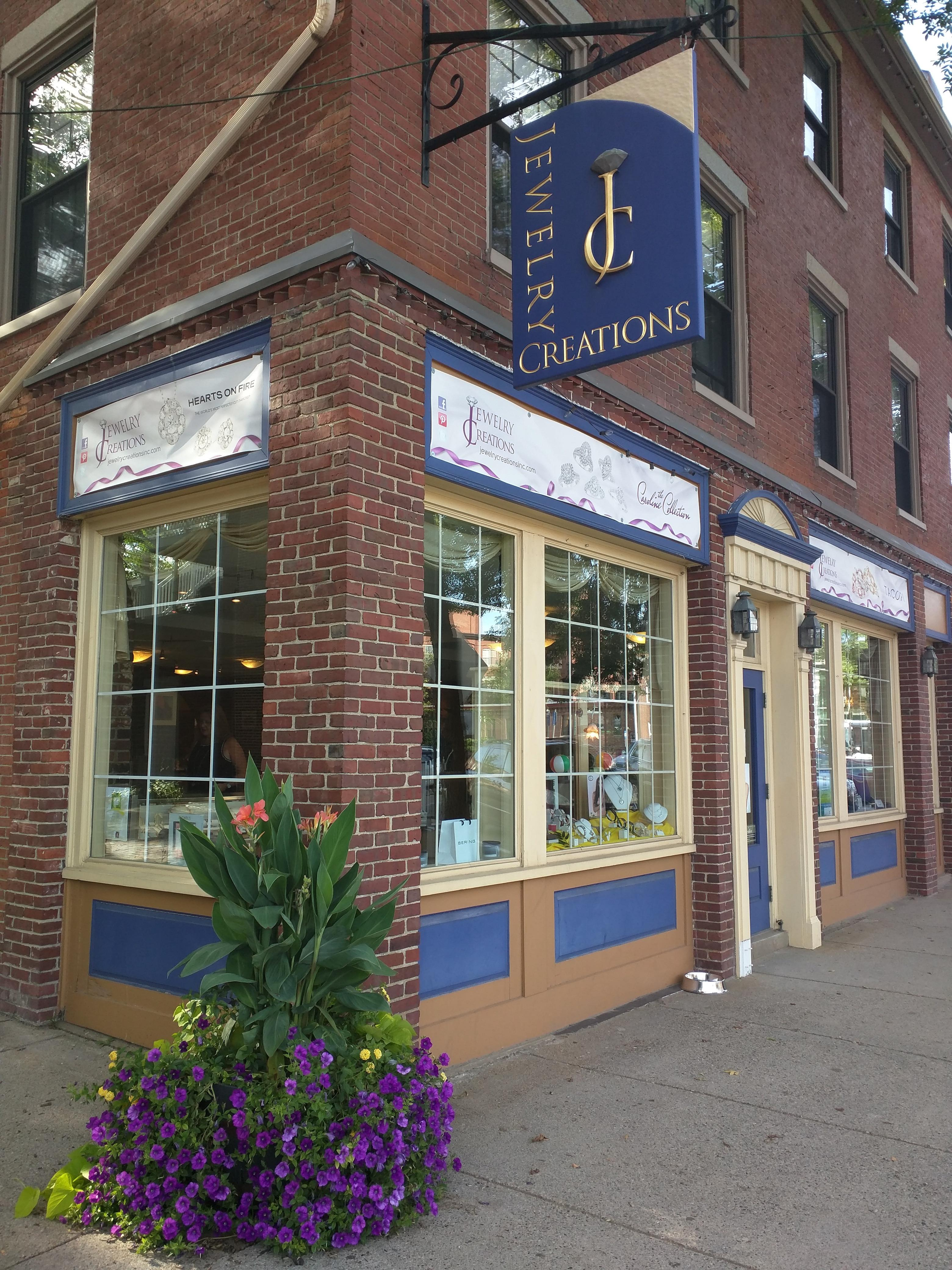 Jewelry creations in dover nh 03820 for Michaels crafts hours of operation
