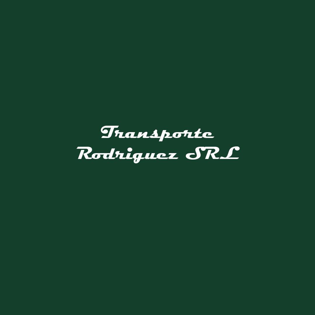 TRANSPORTE RODRIGUEZ SRL