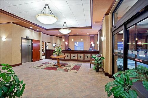 Holiday Inn Express & Suites Portland-Nw Downtown - Portland, OR -