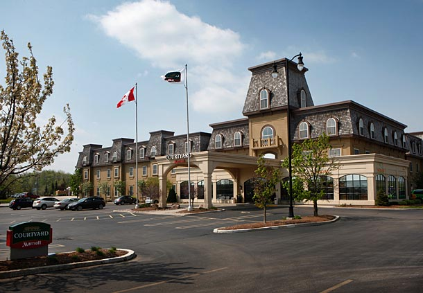 Courtyard by Marriott Waterloo St. Jacobs - Waterloo, ON N2V 2J9 - (519)884-9295 | ShowMeLocal.com