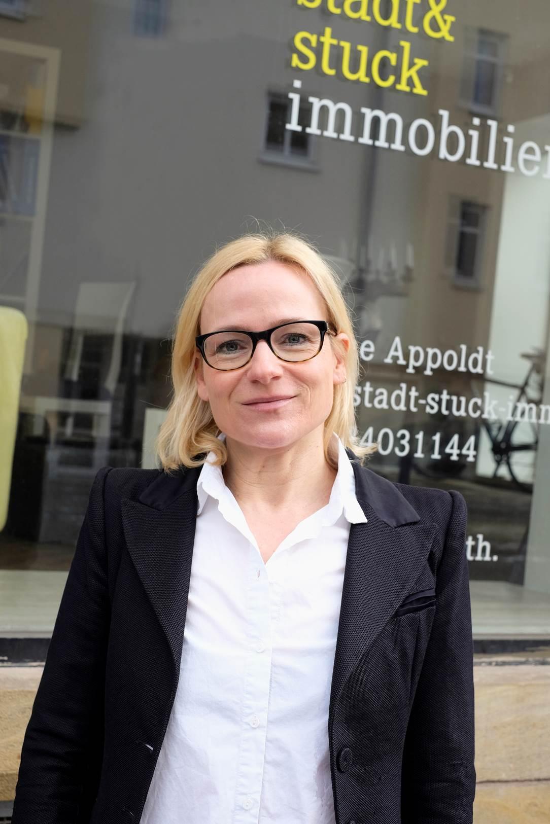 Stadt & Stuck Immobilien Simone Appoldt